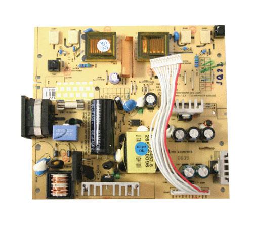 LCD modul měniče HR IP4L10001 4 lampy