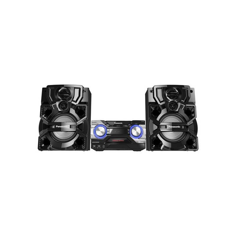 Obrázok Minisystem Panasonic SC-AKX660E-K čierna + Doprava zadarmo