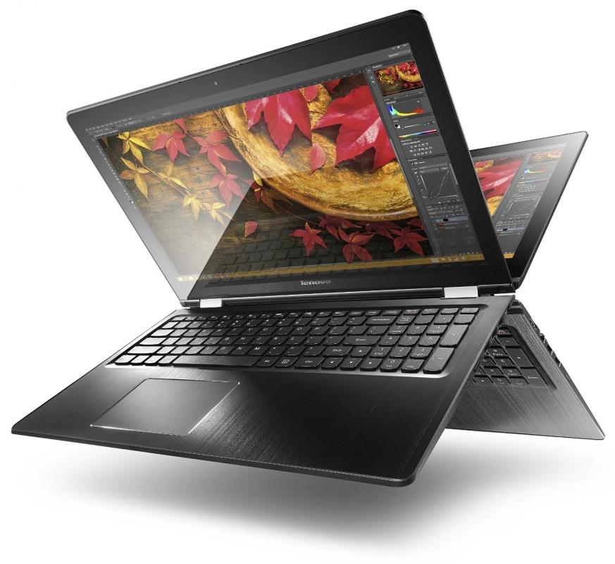 Lenovo IdeaPad Yoga 500-15IBD Black